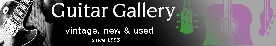 Guitar Gallery