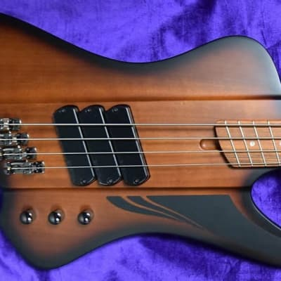 Dingwall D-Roc, Matte Vintage Burst with Pau Ferro *Tiny Factory Cosmetic Flaw, = Save $!