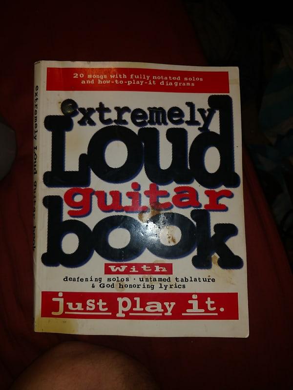 80s Christian Metal Guitar Tab Book Whitecross Vengeance Stryper Brite Die  Happy Star Song XXX RARE
