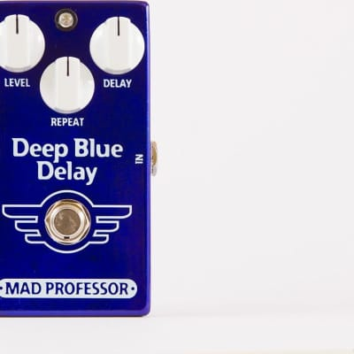 Mad Professor Deep Blue Delay Guitar Effects Pedal for sale