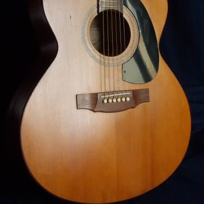 Framus Jumbo 5/197 Nashville series 1977 (solid top)