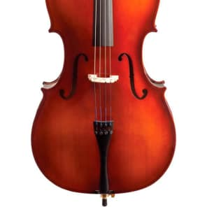 Bellafina BMCA3044OF Musicale Series 4/4 Cello Outfit
