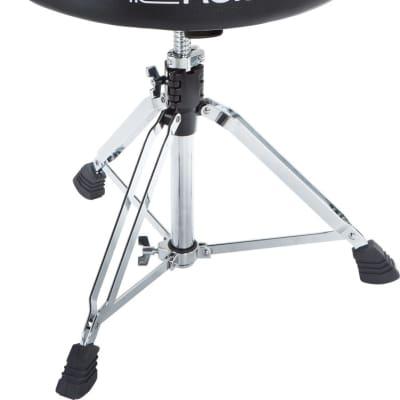 Roland RDT-SV Saddle Drum Throne, Vinyl Seat