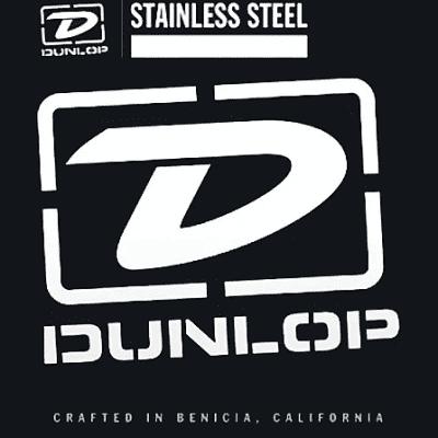 Dunlop DBS85 Stainless Steel Bass String - 0.085
