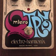 Electro-Harmonix Micro Q Tron