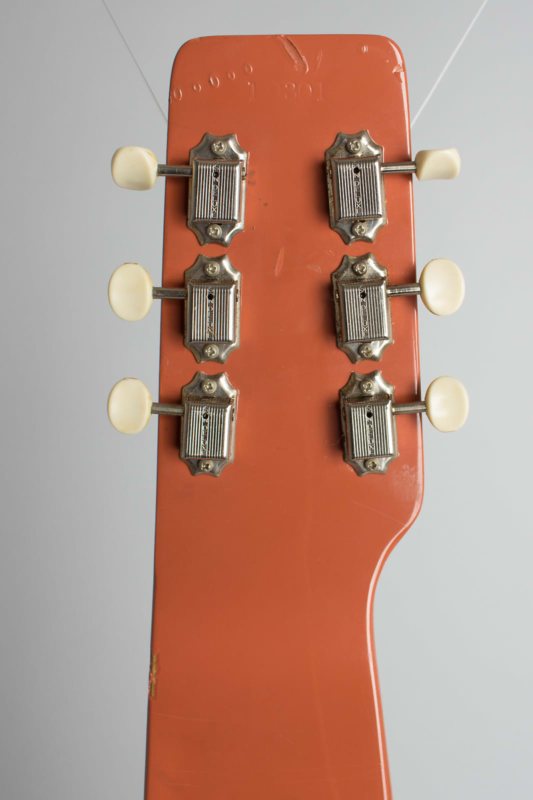 Gibson  Century-6 Lap Steel Electric Guitar (1961), ser. #10301, original tweed hard shell case.