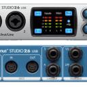 PreSonus Studio 2|6 USB Audio Interface