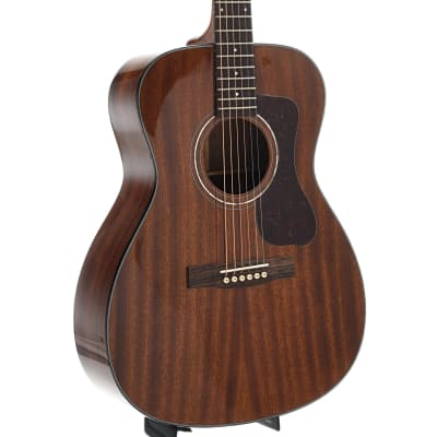 Guild Westerly Collection OM-120 Acoustic Guitar and Case for sale