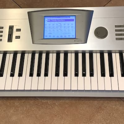 Perfectly Working Korg Trinity 61 keyboard Synthesizer In Case