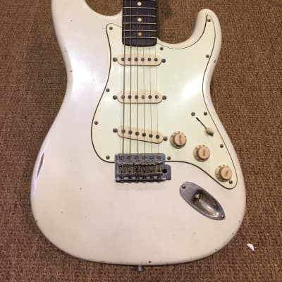K-Line Strat  2010 white for sale
