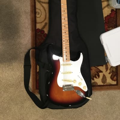 Fender Classic Player '50s Stratocaster 2018 Two Color Burst