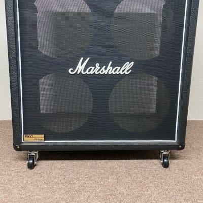 Unloaded Marshall 1960BV 4x12 Straight Guitar Cabinet - 2018