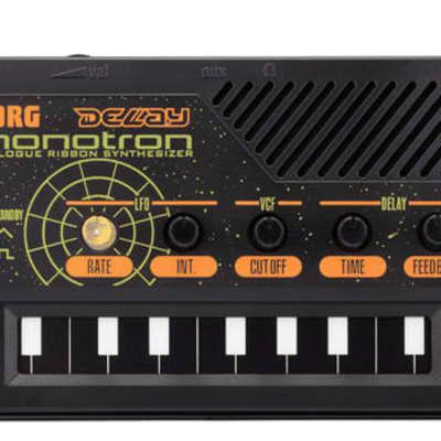 Korg Monotron Delay Ribbon Synthesizer