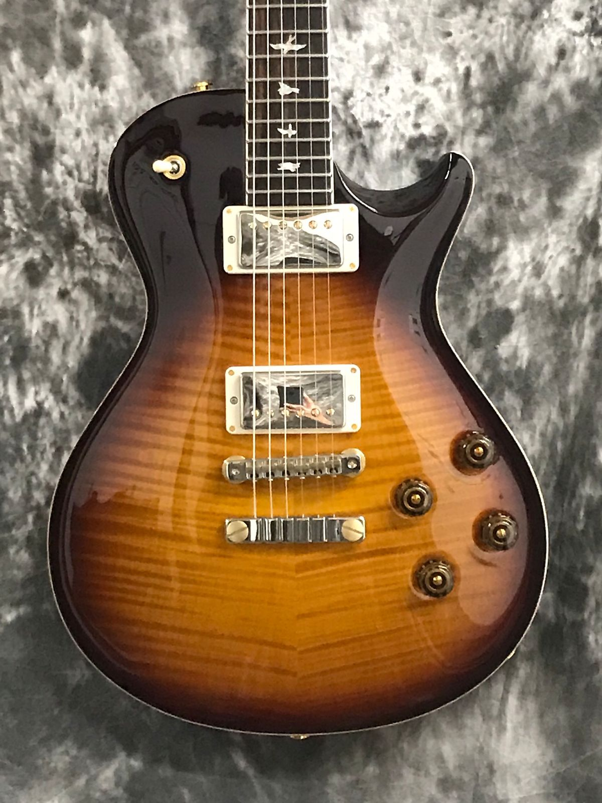 PRS Paul Reed Smith McCarty Singlecut 594 10-Top Electric Guitar - Sunburst