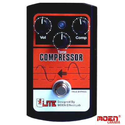 MOEN ULITE SERIES UL-CP COMPRESSOR Effect Pedal FREE SHIPPING
