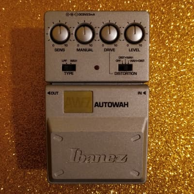 Ibanez AW7 Auto Wah V1 made in Taiwan