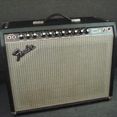 """Fender Deluxe Reverb II 2-Channel 20-Watt 1x12"""" Guitar Combo 1981 - 1986"""