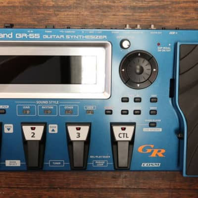 Roland GR-55 Guitar Synthesiser