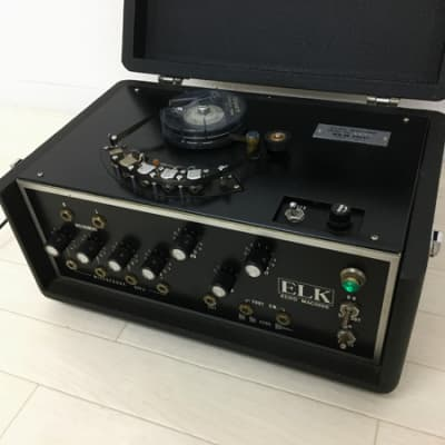 Elk Echo Machine EM-3 1970 Rare Japanese Tape Echo Delay for sale