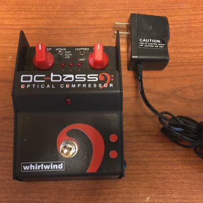 WHIRLWIND OC-BASS OPTICAL COMPRESSOR for sale