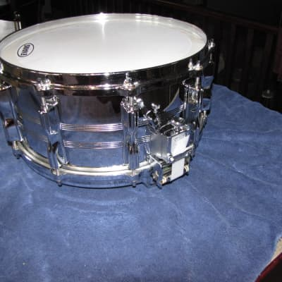 Tama 14 x 6.5 Mastercraft 1981 COS snare drum