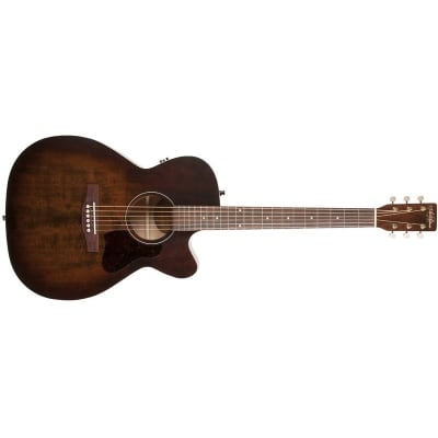 Art & Lutherie Legacy CW Concert Hall Electro Acoustic, Bourbon Burst for sale