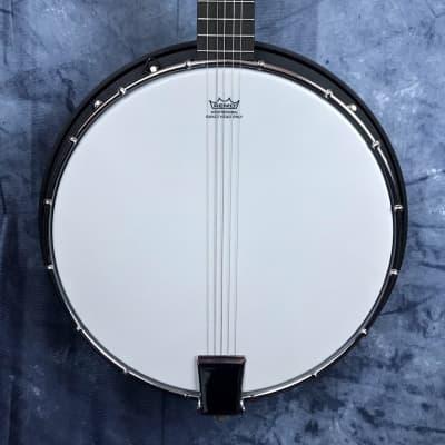 Ozark 5 String Banjo Composite Shell and Resonator for sale