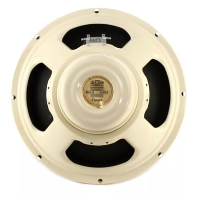 Celestion Alnico Cream 16 Ohm Speaker