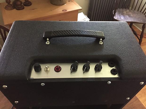 Therdrail Amps Vox AC4 Handwired CLONE - VINTAGE Mullard Tubes+Vintage  Output Transformer+Speaker