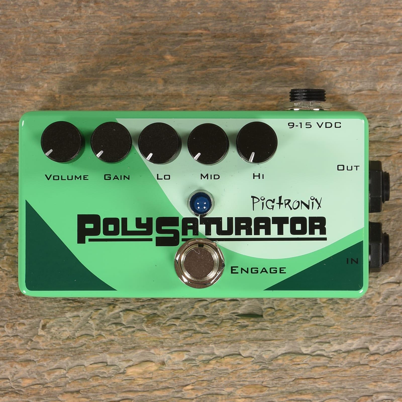 Pigtronix PolySaturator USED