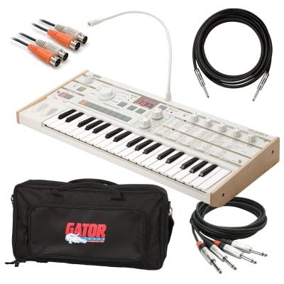 Korg microKORG-S Synthesizer / Vocoder STAGE RIG