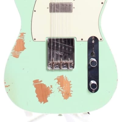 2011 Fender Custom Telecaster American Vintage '62 Reissue surf green for sale