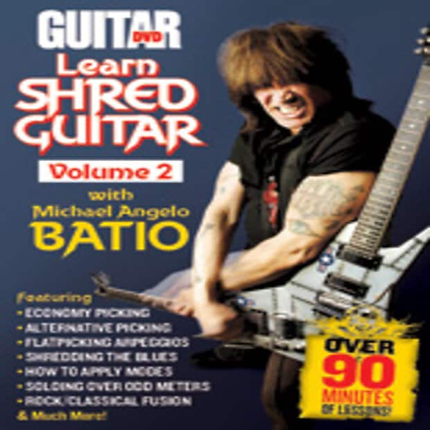 Download Guitar World DVD's - Learn Shred Guitar Vol 1&2 ...