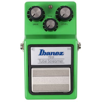 Ibanez TS9 Tube Screamer Tube Screamer-Effektpedal for sale