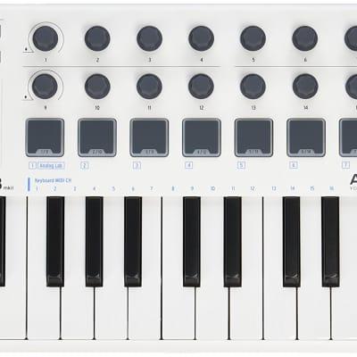 Arturia MiniLab Mk 2 Portable 25-Key MIDI Controller MINILABMKII
