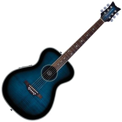 DAISY ROCK PIXIE ELECTRO ACOUSTIC - BLUEBERRY BURST for sale