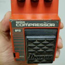 Ibanez BP10 Bass Compressor 1980's MIJ