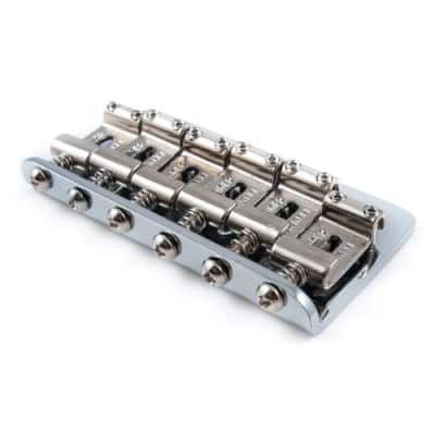 Genuine Fender AVRI USA Stratocaster/Strat Hardtail Guitar Bridge, 003-7592-000