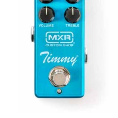 MXR Timmy Overdrive