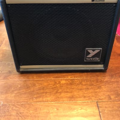 Yorkville Stage G90 1990's Black for sale