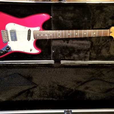 Fender Cyclone Metallic Candy Red 1998-1999 for sale
