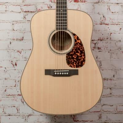 Larrivee D-40 Legacy Series Dreadnought Acoustic Guitar Natural x7404 for sale