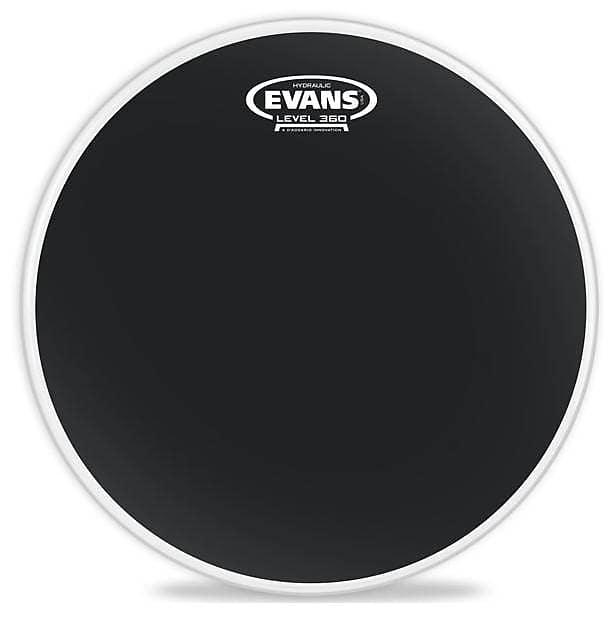 evans hydraulic black drum head 16 inch reverb. Black Bedroom Furniture Sets. Home Design Ideas