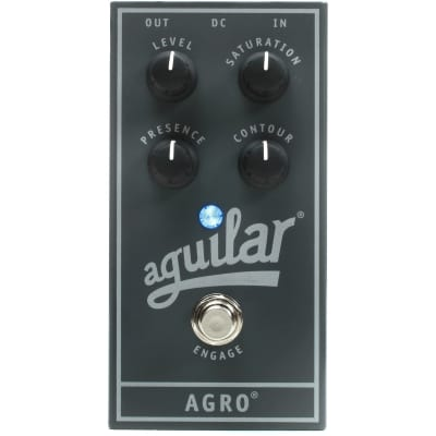 Aguilar AGRO Bass Overdrive B-Stock