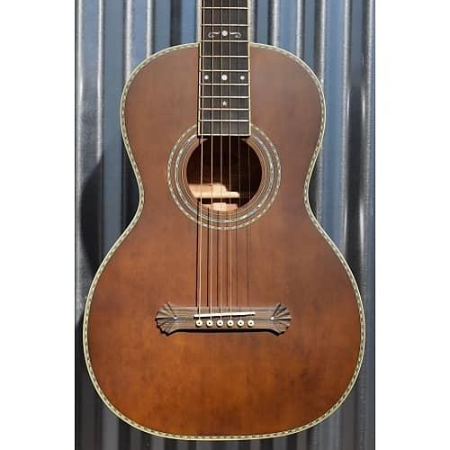 washburn r314kk vintage parlor acoustic guitar case reverb. Black Bedroom Furniture Sets. Home Design Ideas