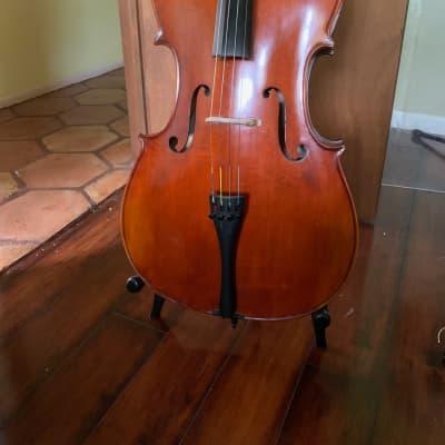 Eastman Cello vc315 2012 mahogany