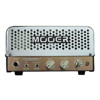 Mooer 'Little Monster AC' 5 Watt Micro Tube Amplifier Head for sale