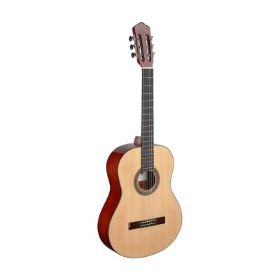Angel Lopez Mencia series classical guitar w/ solid spruce top for sale