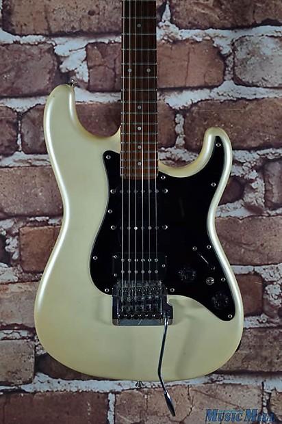 1985 Fender Japan Mij Contemporary Series Stratocaster