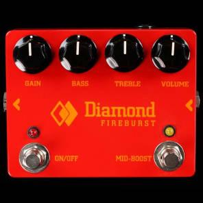 Diamond Fireburst Fuzz/Distortion